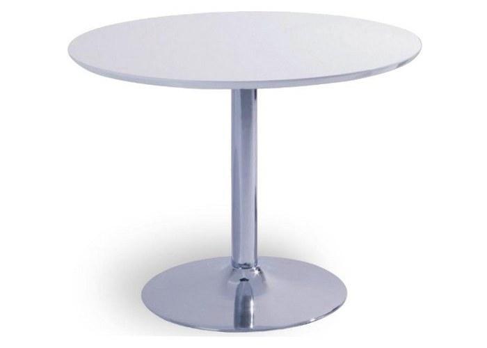 Диаметр 101 высота 75 круглый стол на 2
